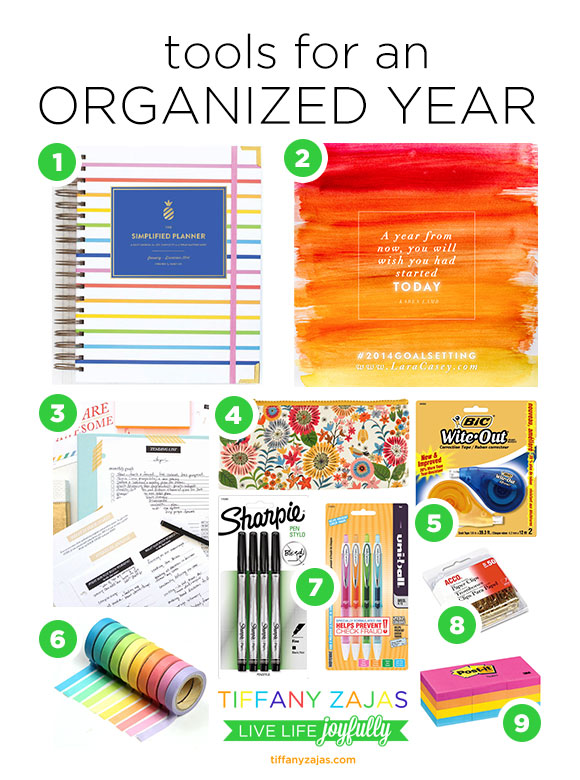Tools-for-an-Organized-Year